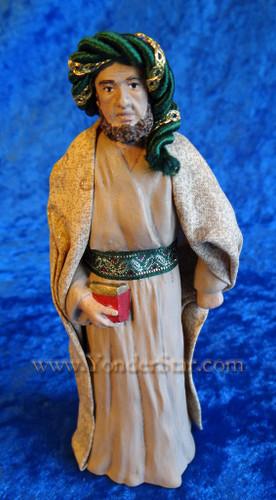 Wiseman Balthasar - Hestia Companions Nativity Wiseman