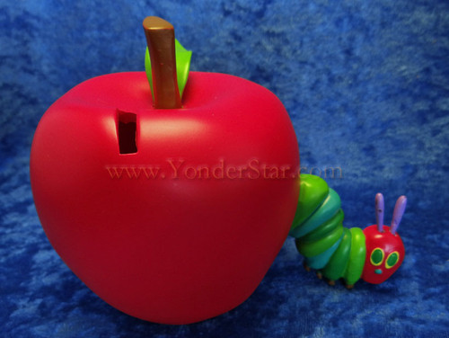 Apple Bank - The Very Hungry Caterpillar