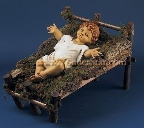 """Infant Jesus Only 50"""" Fontanini Nativity 52203"""