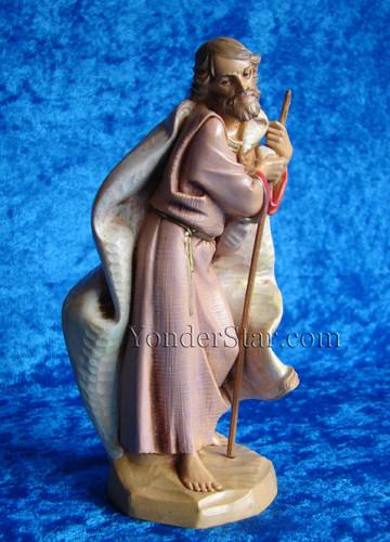 "Joseph - 7.5"" Fontanini Nativity Holy Family Figure 72811"