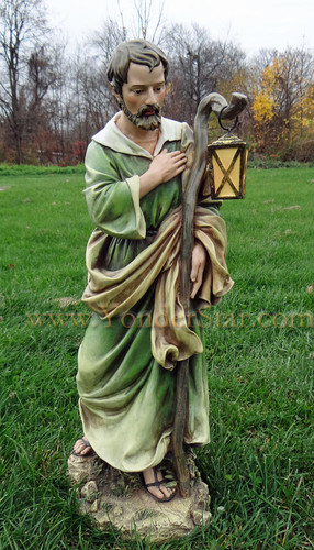 "Joseph Full Color 27"" Joseph's Studio Outdoor Nativity"
