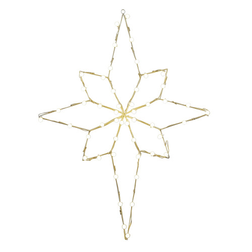 "48"" Giant Outdoor Lighted Star of Bethlehem"