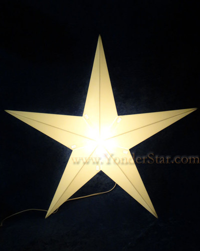 "22"" Outdoor Lighted Star"
