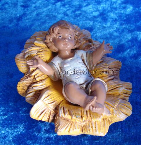 "Baby Jesus - 7.5"" Fontanini Nativity 72813"