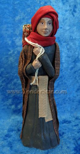 Tariq - Hestia Companions Nativity Rug Merchant