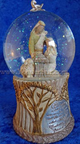 Legacy of Love Nativity Waterglobe