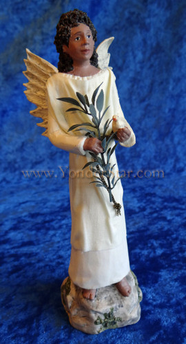 Serena - Hestia Companions Nativity Angel - Retired in 2014