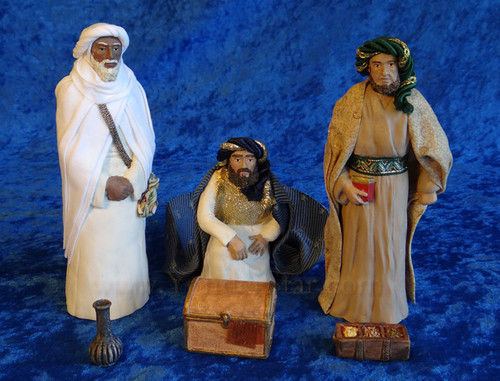 Wisemen - Hestia Companions Nativity Three Kings