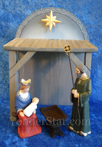 Henning Nativity Set from Norway