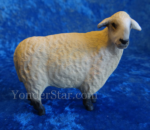Sheep for Henning Wooden Nativity from Norway