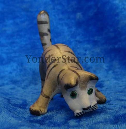 Cat Pouncing Kastlunger Nativity