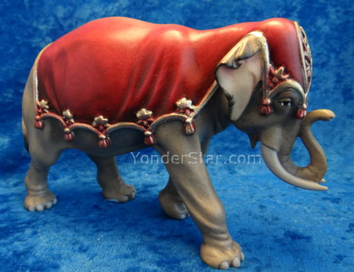 Nazarene Elephant for LEPI Nazarene Nativity