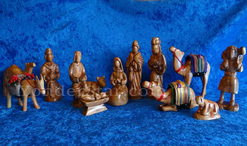 Nativity set Jordan