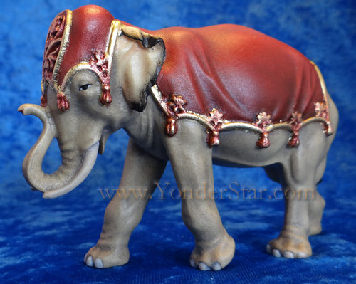 Indian Elephant for LEPI Reindl Nativity Set
