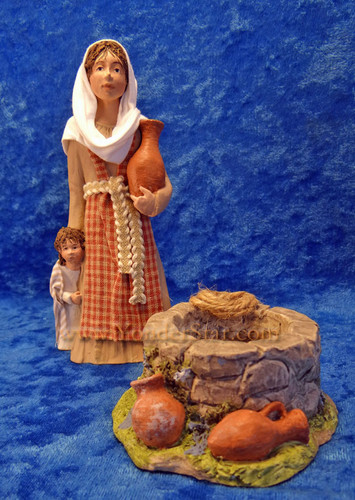 Well Scene - Hestia Companions Nativity