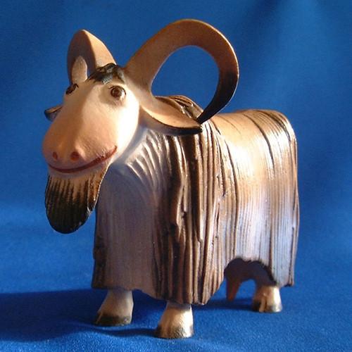 Kastlunger Goat for LEPI Kastlunger Wooden Nativity