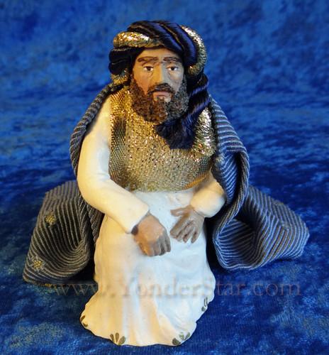Wiseman Melchior - Hestia Companions Nativity Wiseman