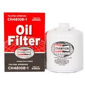 CH48108-1 - 1 X OIL FILTER