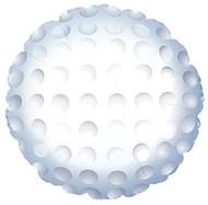 """Sport """"Golf Ball"""" - 43cm Flat Foil"""