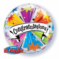 "22"" Congratulations Bubble"