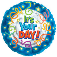 "4"" CTI Foil - HB ""Its Your Day"""