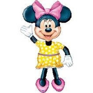 Minnie Mouse - Inflated Airwalker
