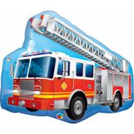 Fire Tuck - Inflated Shape
