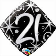 #21 Elegant - 45cm Flat Foil