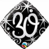 #30 Elegant - 45cm Flat Foil