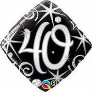 #40 Elegant - 45cm Flat Foil