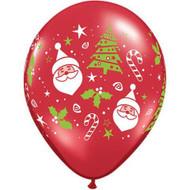 """28cm Xmas """"Santa"""" - Loose Each"""