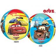 Disney Cars - Flat Orbz