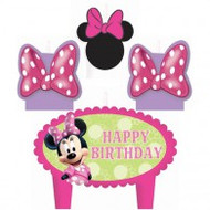 "Candles - Birthday ""Minnie Mouse"""