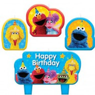 "Candles - Birthday ""Sesame Street"""