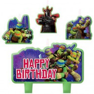 "Candles - Birthday ""Ninja Turtles"""