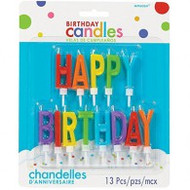 Candles - Birthday Primary