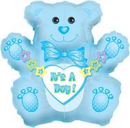 """IAB """"Teddy Bear"""" - Inflated Shape"""