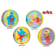 Sesame Street - Inflated Orbz