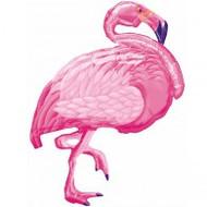 "Pink ""Flamingo"" Shape - Inflated"