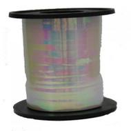 5mm x 225mtr Iridescent Metallic Curl Ribbon