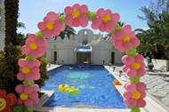 4 mtr Flower Arch