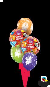 "MB2 Birthday ""Party Animals"""