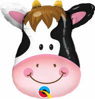 "Animal ""Contented Cow"" - 32"" Flat Shape"