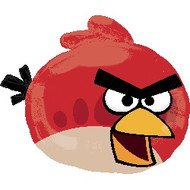 Angry Bird - Flat Shape