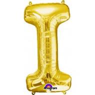 86cm Flat Alphaloon - Gold I