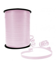 5mm x 460mtr Roll Light Pink Curl Ribbon