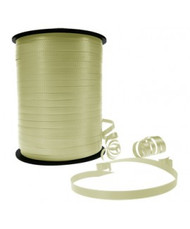5mm x 460mtr Roll Ivory Curl Ribbon