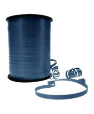 5mm x 460mtr Roll Midnight Blue Curl Ribbon