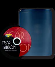 32mm x 91mtr Navy Blue Tear Ribbon