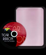 32mm x 91mtr Light Pink Tear Ribbon